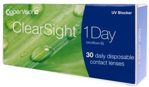 Clearsight 1 Day Toric