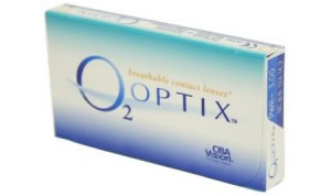 O2 Optix Contact Lenses